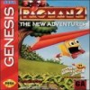 Juego online Pac-Man 2: The New Adventures (Genesis)